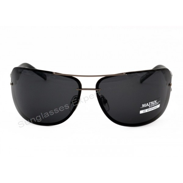 77f50ee759 Matrix Polarized Sunglasses Grey Lenses  Matrix Polarized Sunglasses Grey  Lenses ...