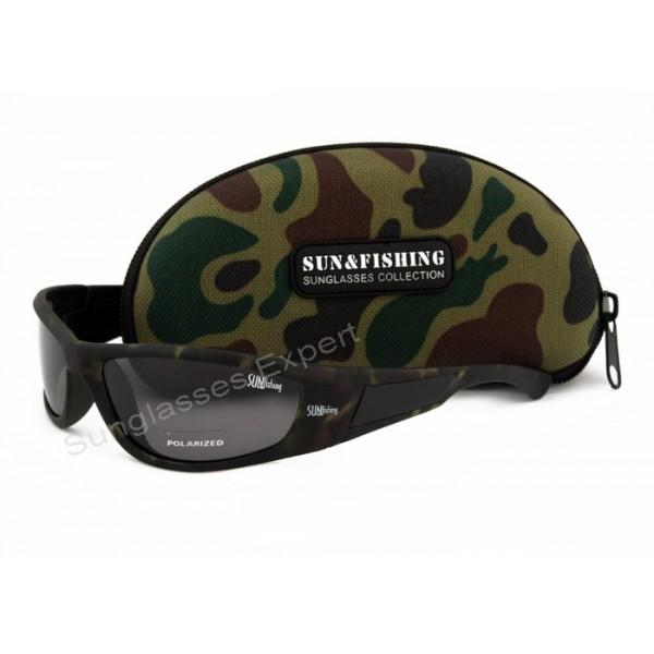 polarized sunglasses for men fishing  Sun\u0026Fishing Pro Men\u0027 Polarized Sunglasses for Hunting and Fishing ...