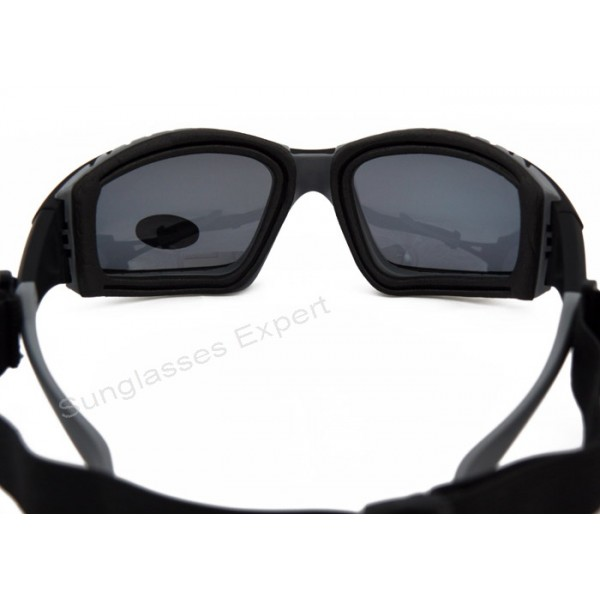 4098bd9f5d34 Xtreme 2in1 Polarized sport Sunglasses Goggles for Kayaking