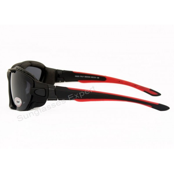 e978d661d6c Foam Padded  Xtreme 2in1 Polarized sport Sunglasses Goggles for Kayaking