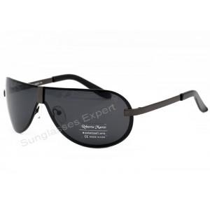 17ad72485a8 Roberto Marco Polarized Sunglasses Grey Smoke Lenses - Sunglasses Expert