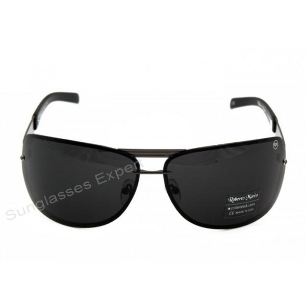 6be6c67f002 Roberto Marco Polarized Sunglasses Grey Lenses - Sunglasses Expert