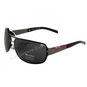 Roberto Marco Polarized Sunglasses Grey Lenses